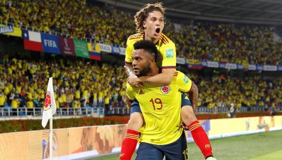 Cómo quedó el resultado entre Chile - Colombia por las Eliminatorias sudamericanas