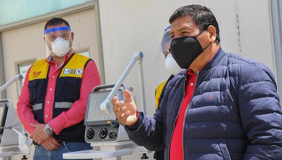 Ica: Gallegos Barrientos dirigió un documento al consejero delegado César Magallanes Dagnino y señaló que ha cumplido con el plazo de 14 días de aislamiento. (Foto: GEC)