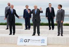 La prevención de nuevas pandemias y el fantasma del Brexit copan la agenda en la cumbre del G7 en el Reino Unido