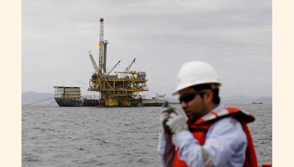 Las empresas petroleras abandonan lotes en costa y selva pero muestran interés en el mar (Foto: Manuel Melgar).