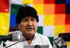 """Evo Morales cuestiona la demora en los resultados a boca de urna: """"Están escondiendo el gran triunfo del pueblo"""""""