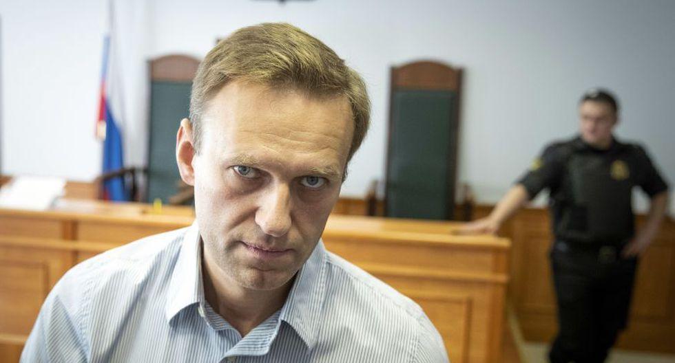 Google elimina videos del opositor ruso Alexei Navalny a pedido de Rusia. (Foto: AP)
