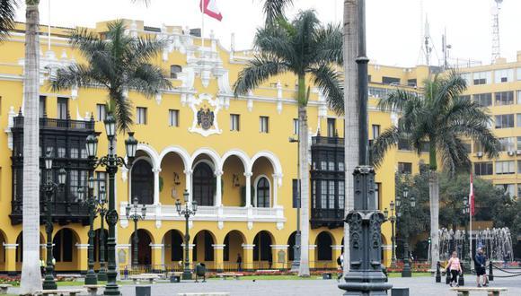 La Municipalidad de Lima remarcó que remitirá esta información al Jurado Nacional de Elecciones (JNE), siguiendo los procedimientos y mecanismos que establece la ley en esta materia. (El Comercio)