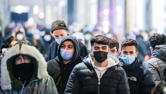 Coronavirus en Italia | Últimas noticias | Último minuto: reporte de infectados y muertos hoy, sábado 5 de diciembre del 2020 | Covid-19 | (Foto: EFE/EPA/Tino Romano).