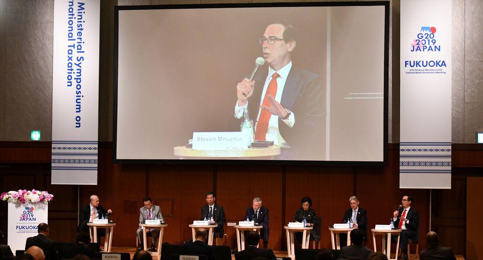 Los líderes del G20 también acordaron en diciembre pasado revisar las reformas de la OMC en Osaka a finales de este mes. (Foto: Reuters)