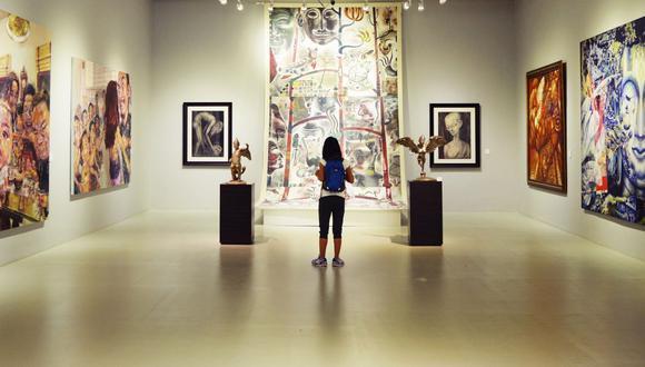 Visitar un museo o una exposición de arte siempre será una buena opción para los días de descanso. (Foto: Pixabay)