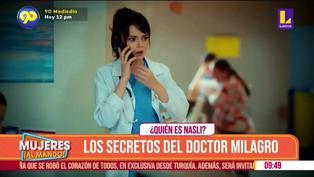 """Conoce a la actriz que interpreta a Nazlı Gülengüen en """"Doctor Milagro"""""""