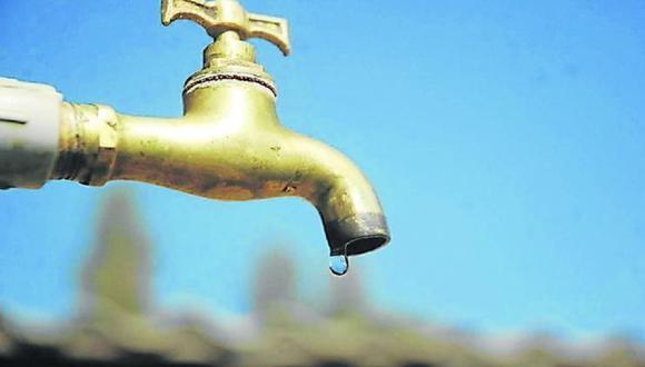 Sedapal: conoce los cortes de agua programados en Lima y Callao para este viernes 16 de abril. (Foto: GEC)