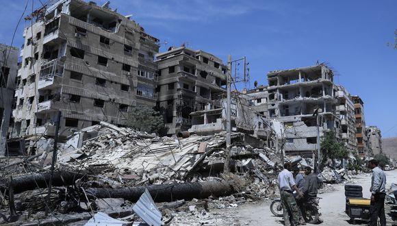 """Estados Unidos """"responderá rápidamente"""" si Siria usa armas químicas en Idlib. (Foto referencial, AP)."""