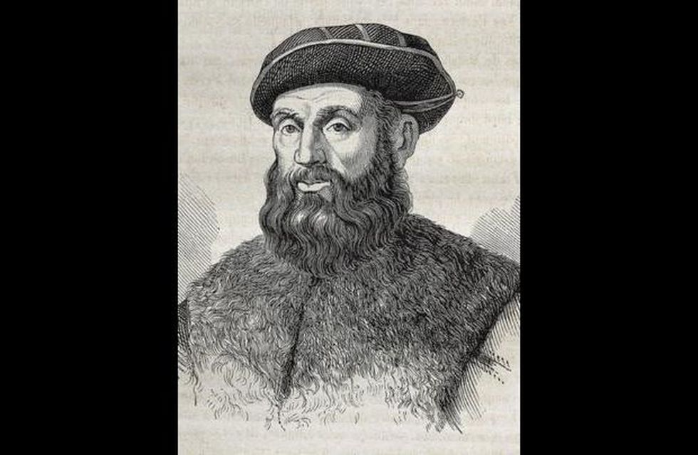 Fernando de Magallanes no sobrevivió a la hazaña. (Getty Images).