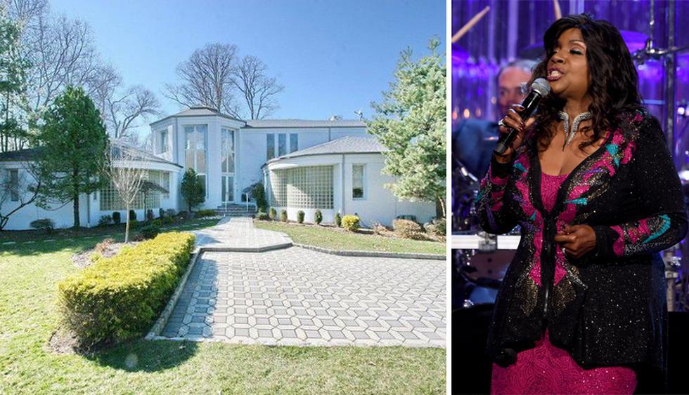 La mansión de Gloria Gaynor en Nueva Jersey tiene una extensión de 8 mil pies cuadrados. Su valor es de US$ 1.4 millones (Foto: Realtor)