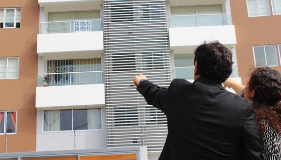 Registrar tu vivienda en la Sunarp permiteproteger tu adquisición. (Foto: Sunarp)