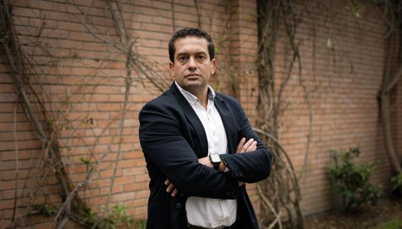 """El excongresista Miguel Torres refirió que se está reincorporando de """"manera plena"""" a la política. Agregó que será el portavoz del partido Fuerza Popular. (Foto: Joel Alonzo   Archivo El Comercio)"""