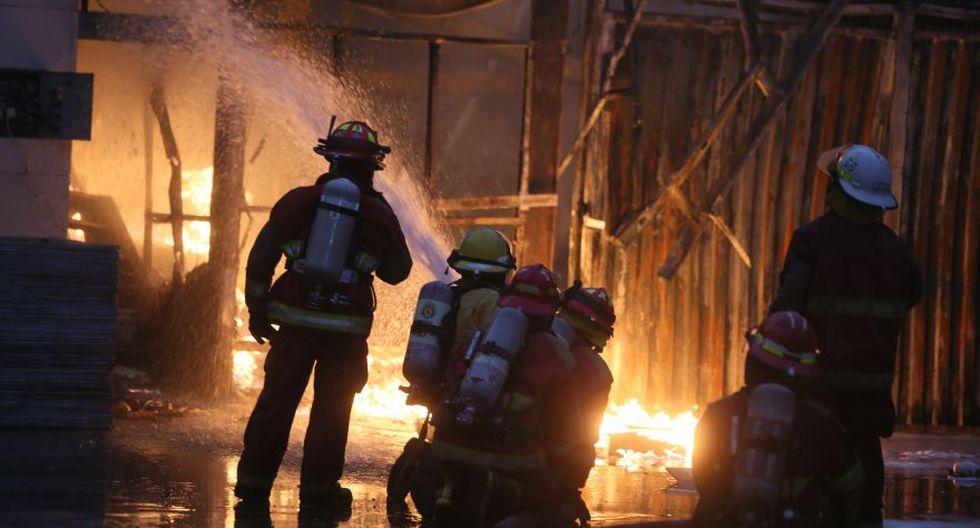 Comas: controlan incendio tras casi 5 horas de trabajo [FOTOS] - 4