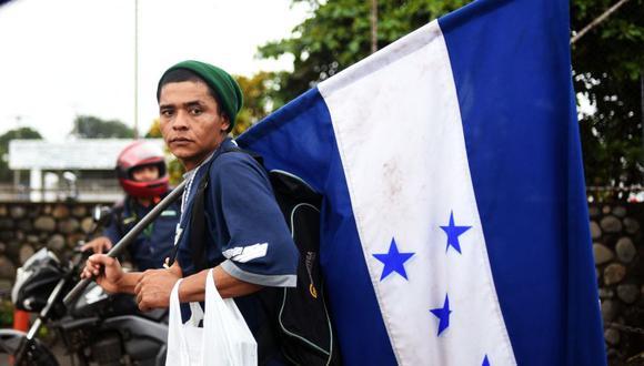 Mara Salvatrucha, drogas, pobreza y corrupción: De qué escapan los migrantes. (AFP)