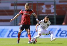 Toluca remontó de local al Querétaro en la primera fecha del Clausura 2021 de la Liga MX