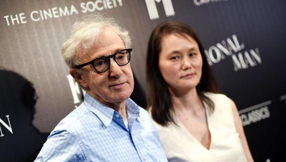 Woody Allen cree que hizo mejor la vida de su esposa