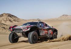 Dakar 2020: Mathieu Serradori ganó en la octava etapa; Carlos Sainz lidera la clasificación general