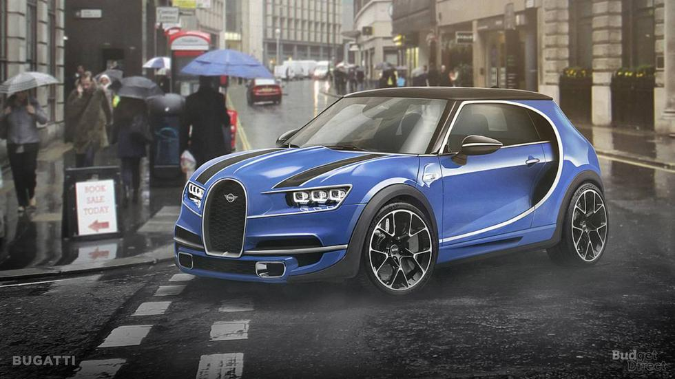 autos deportivos convertidos en city cars