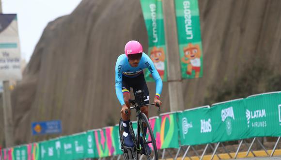El miércoles 7 de agosto la Costa Verde fue escenario de la prueba Contrarreloj de Ciclismo de Ruta por los Juegos Panamericanos Lima 2019. (Alessandro Currarino)