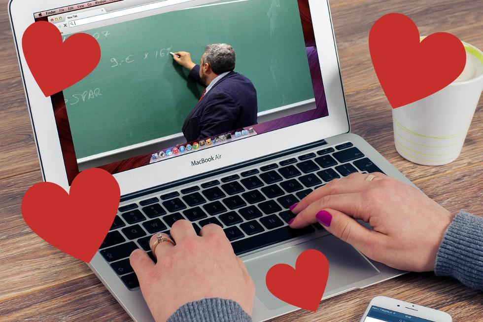 """Aly Oliver usó Zoom para fungir de """"cupido"""" entre su madre y su profesor. ¿Cuál fue el resultado? Averígualo aquí. (Foto: Pixabay/Referencial)"""