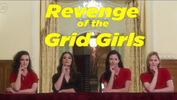 Las chicas se quejan de la polémica decisión. (Video: YouTube)