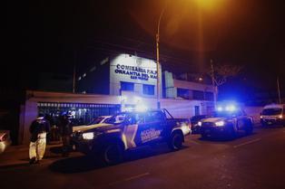Rinden homenaje póstumo a policía asesinado en comisaría de San Isidro