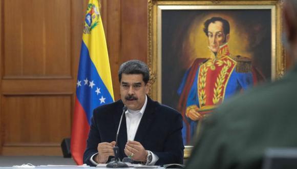 Nicolás Maduro asegura que él mismo redactó la Ley Antibloqueo. (Getty Images).