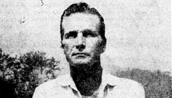 Eric Fleming llegó al Perú en 1966 para filmar una película de aventuras en la selva peruana. Foto: Archivo