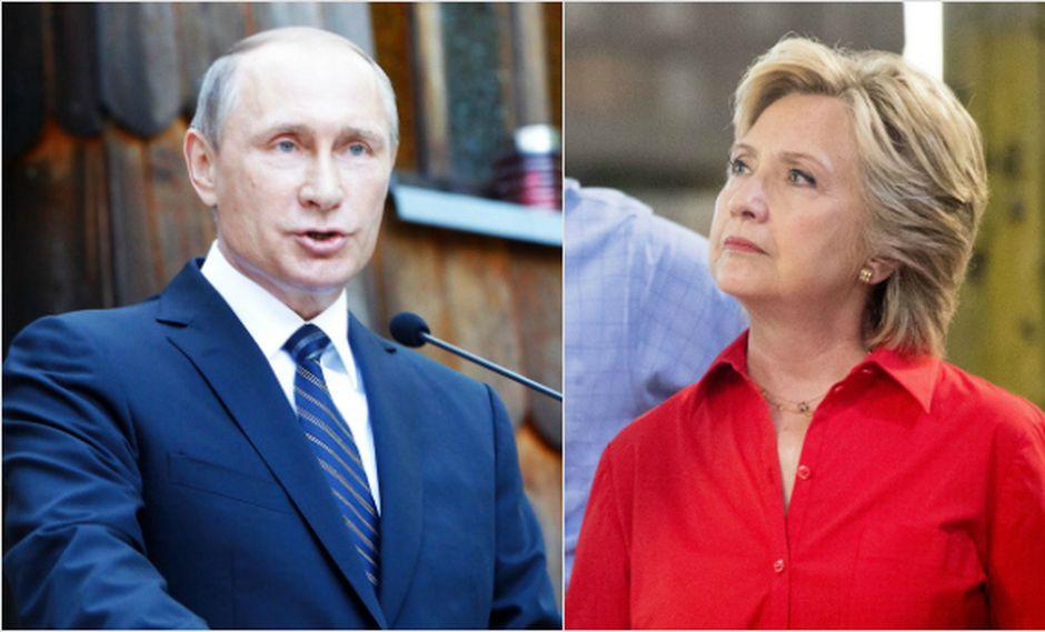 """Rusia responde a Clinton: No nos dedicamos al """"ciberterrorismo"""""""