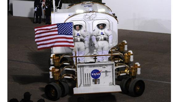 La NASA desarrolló el prototipo Lunar Electric Rover, pero ahora la agencia japonesa JAXA será la encargada de fabricar el vehículo de exploración espacial. (Difusión)