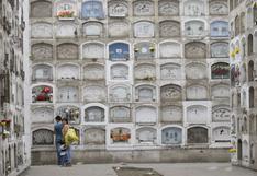 Los cementerios El Ángel y Presbítero Maestro estarán cerrados el 1 y 2 de noviembre