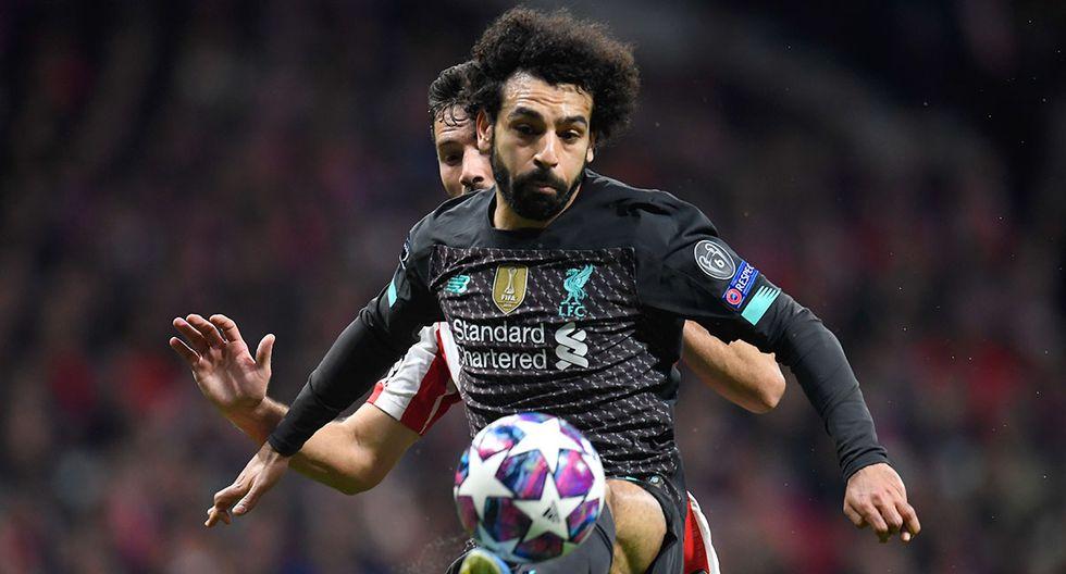 Atlético  vs. Liverpool en vivo por Champions | El partido se juega en el Wanda Metropolitano por octavos de final de Champions League. (AFP)