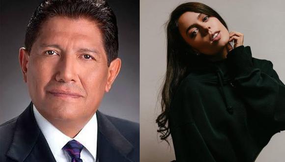 Juan Osorio decidió darse una nueva oportunidad en el amor con una joven actriz que es 37 años menor que él (Foto: Juan Osorio / Eva Daniela / Instagram)