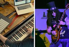 Músico modificó su piano para que suene como la guitarra de Slash y el resultado te sorprenderá