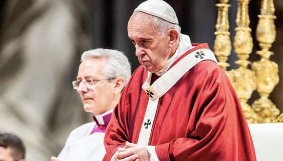El papa Francisco presidirá una vez más la Misa de San Pedro y San Pablo. (Foto: Daniel Ibáñez / ACI Prensa)