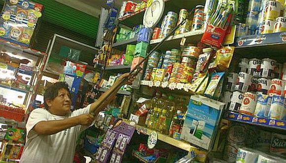 El 60% de bodegueros en Lima dice que su negocio está mejor