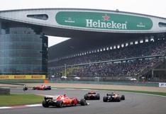 Fórmula 1: circuito de Shanghái podría ser la primera carrera de la temporada | FOTOS