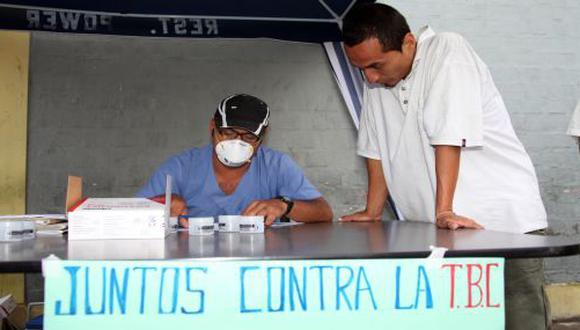 Un enfermo de TBC sin tratamiento puede contagiar a 20 personas