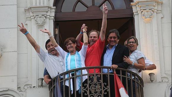 Ciudadanos por el Cambio apoya candidatura de Susana Villarán