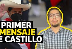 La pregunta del día: ¿Cuáles fueron los principales anuncios de Pedro Castillo ante el Congreso?