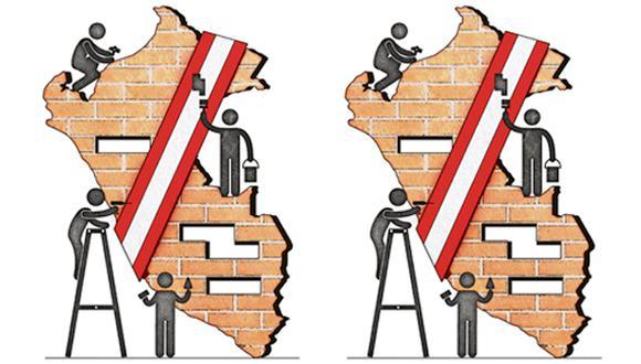 """""""El Parlamento debería aprobar la mayoría de estas reformas, pero bajo ningún motivo debería aceptar que el Congreso sea elegido en la segunda vuelta electoral"""". (Ilustración: Rolando Pinillos)"""