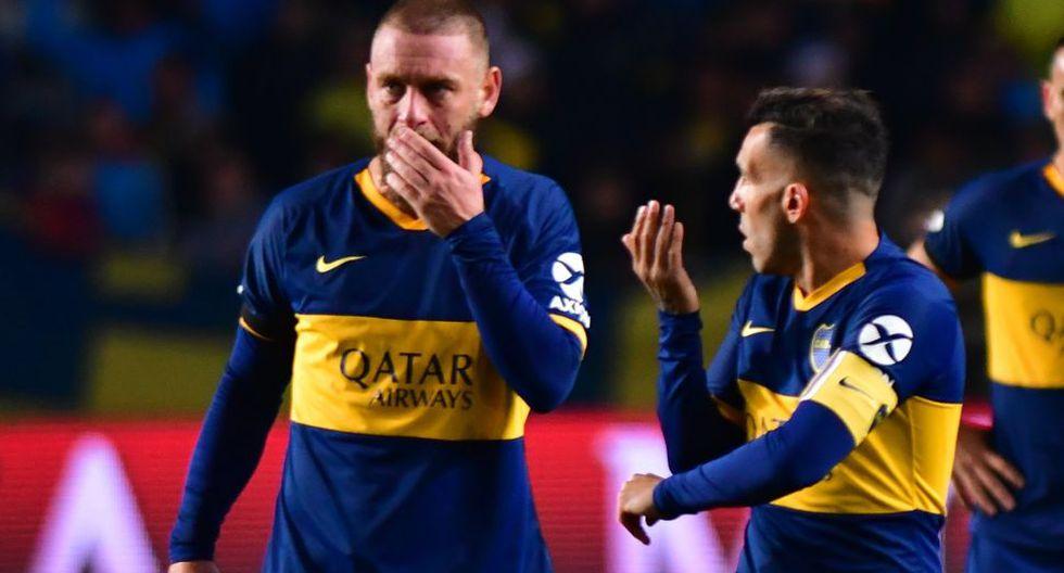 Boca Juniors vs. Almagro: mejores imágenes del partido. (Foto: AFP)