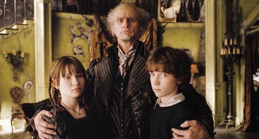 Lemony Snicket's A Series of Unfortunate Events - 30 de abril