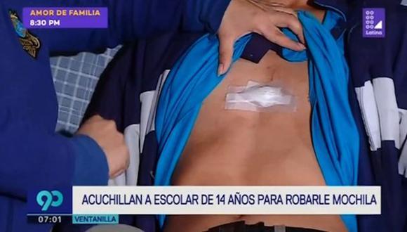 El hecho ocurrió en la zona de Pachacútec, en el distrito de Ventanilla. (Latina)