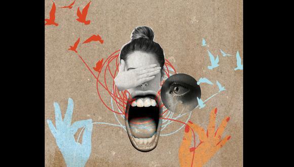 """""""Durante una semana experimenté todas las etapas de esta pérdida: negación, furia, negociación, tristeza y aceptación"""". La columna de Lorena Salmón. (Ilustración: Kelly Villarreal / Somos)"""