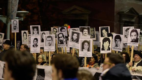 Este viernes, el Supremo de Italia condenó a 14 implicados en el Plan Cóndor a cadena perpetua. (Foto de archivo: Miguel Rojo/ AFP)