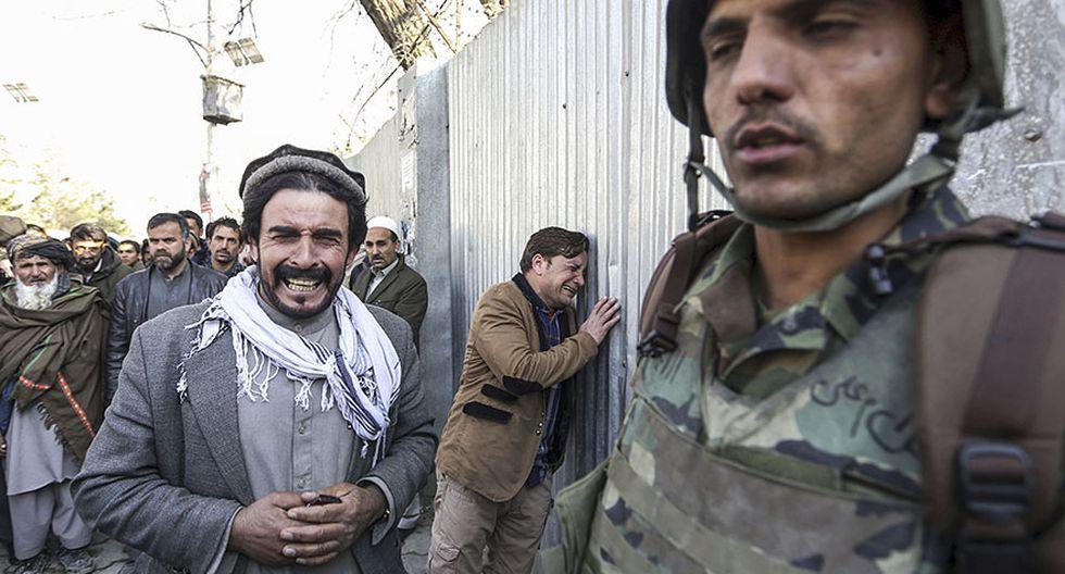 Estado Islámico desata masacre en hospital de Afganistán - 1