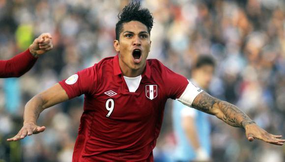 Revive los 20 goles de Paolo Guerrero con la selección peruana