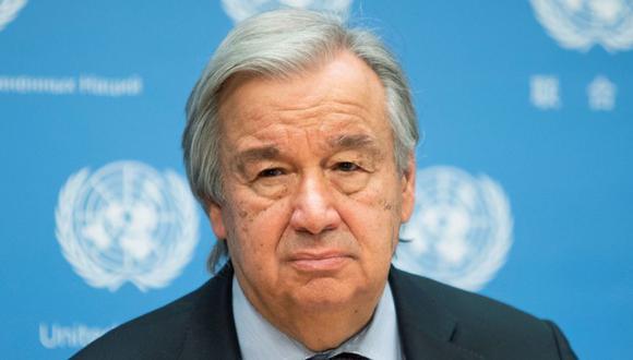 Antes de la cumbre, Antonio Guterres había pedido que la suspensión de la deuda se extienda a los países de renta media en gran dificultad y se prolongue hasta fines de 2021. (Foto: Archivo/REUTERS/Eduardo Munoz).